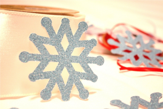 Snowflake Tags by ForeverYoursTruly