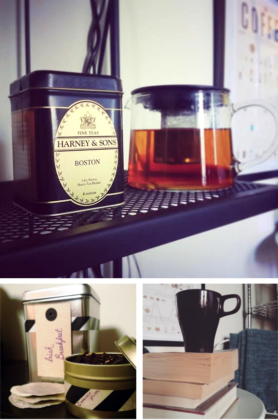 Hot tea and other things to enjoy in January - The Flourishing Abode