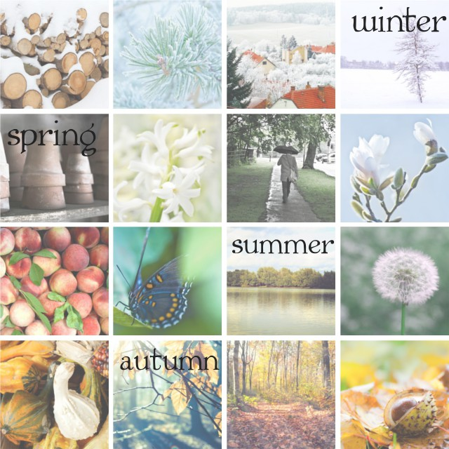 The Present-Month Project - The Seasons