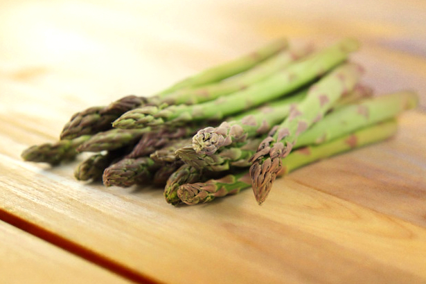 Asparagus - in season produce for March
